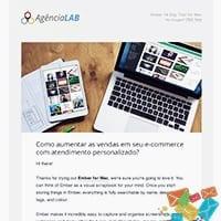 atendimento com email marketing
